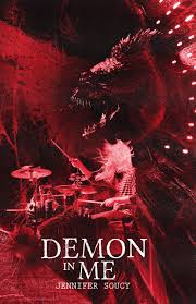 """Demon in Me"" book cover"