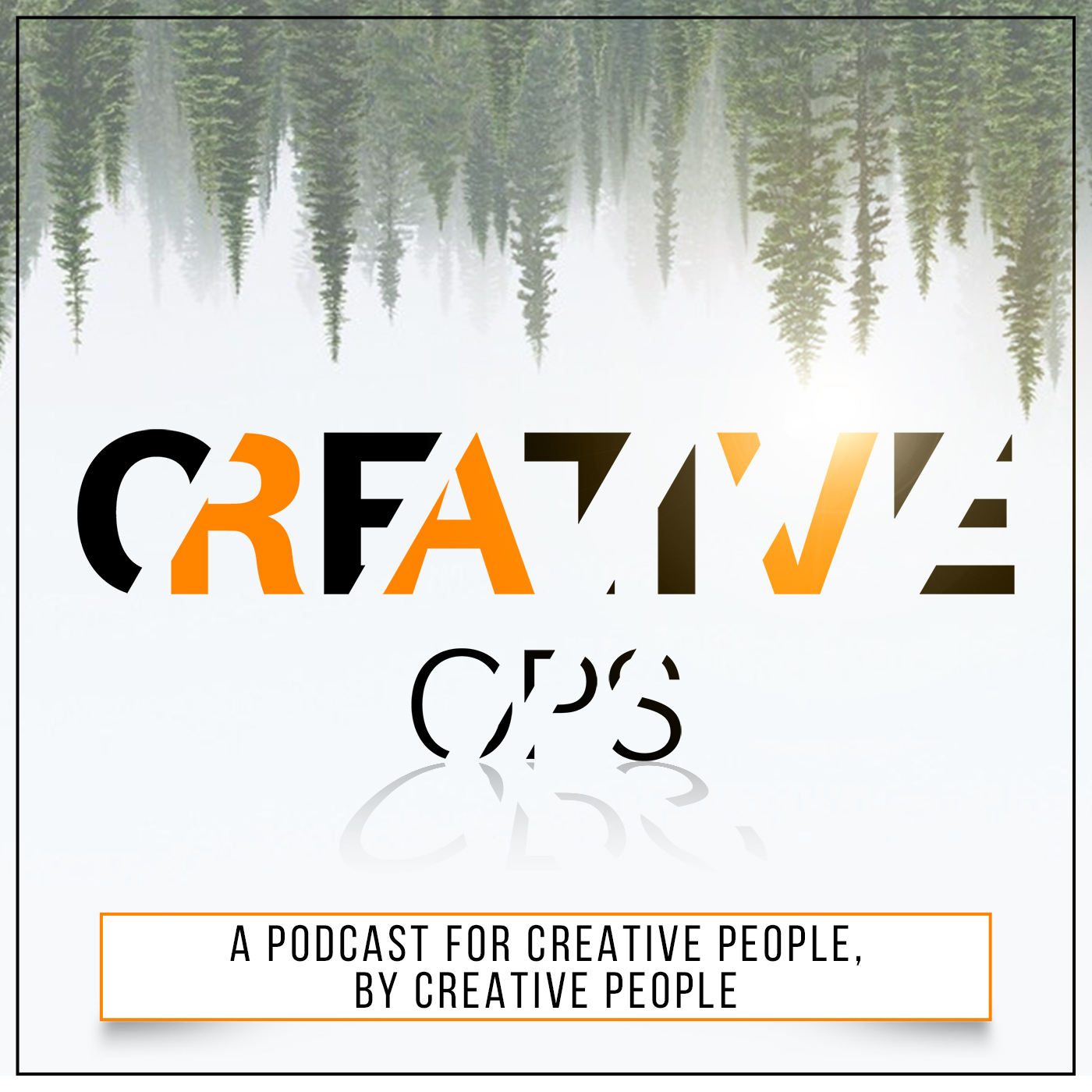 Creative Ops is a creativity podcast. I interview different types of creatives and find out how they do their thing.