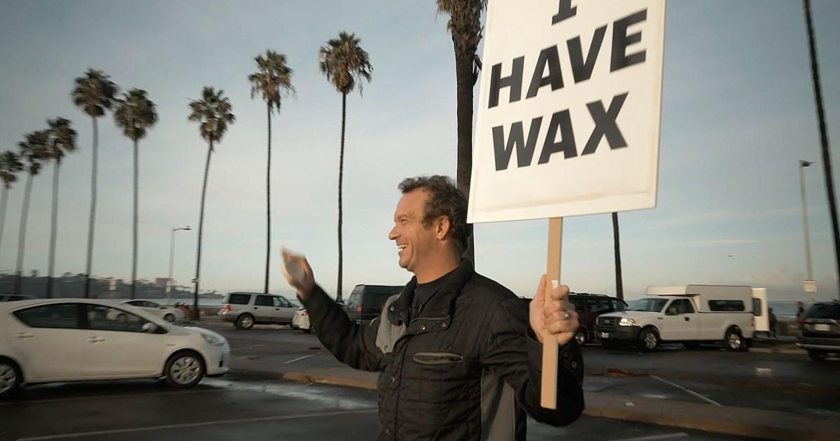 Jonathan Wayne Freeman - comedian, surfer, fun dude